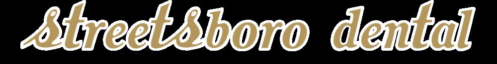 Streetsboro Dental Logo